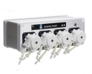 Coral Box WF-04 WIFI 4 csatornás programozható adagoló pumpa