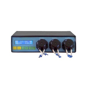 FS-NT01 három csatornás programozható adagoló pumpa