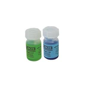Tunze pH kalibráló folyadékok 7040.120 (pH 7, pH 9)