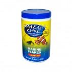 Omega One Marine Flakes lemezes haltáp fokhagyma kivonattal 148 g