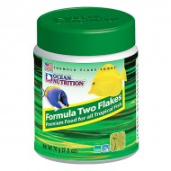 Ocean Nutrition Formula Two Flakes with garlic fokhagymás lemezes haleledel 71g