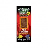 Omega One Super Veggie Seaweed Red algatáp 23g (vörös)