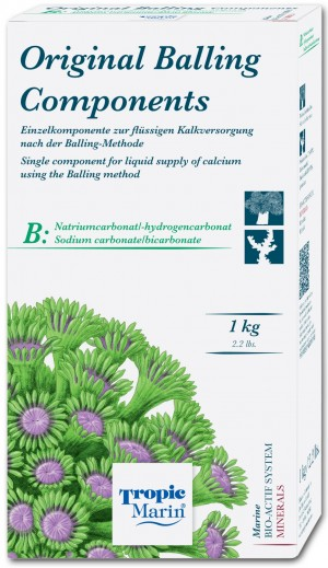 Tropic Marin Original Balling Components B Nátrium-hidrogén-karbonát 1kg