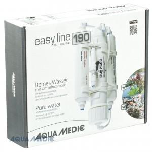 Aqua Medic Easy Line 190 fordított ozmózis szűrő 75-190l/nap