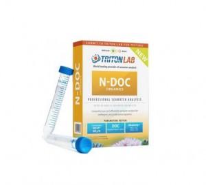 Triton N-Doc organikus vízanalízis