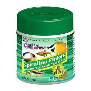 Ocean Nutrition Formula One Flakes lemezes haleledel spirulina algával 34g