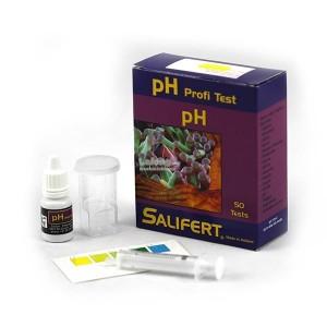 Salifert profi pH teszt készlet