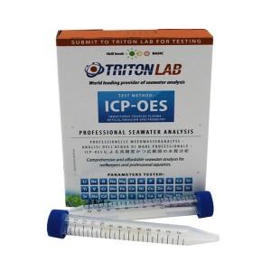 TRITON professzionális vízanalízis ICP-OES tesztkit