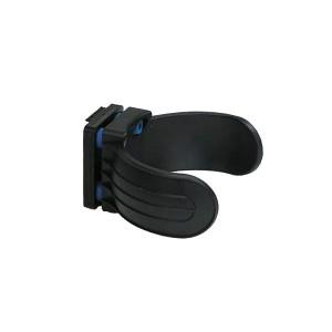 Tunze Nanostream 6065.650 gumibakos tartó/rögzítőelem (silence clamp)