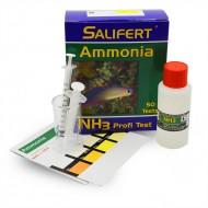 Salifert profi ammónia (NH3) teszt készlet