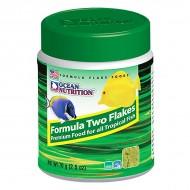 Ocean Nutrition Formula Two Flakes with garlic fokhagymás lemezes haleledel 71g
