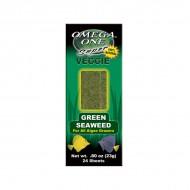 Omega One Super Veggie Seaweed Green algatáp 23g (zöld)